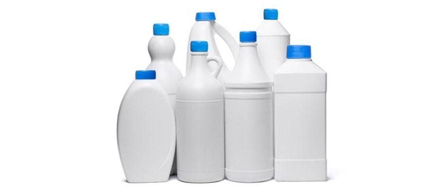 Botellas Plastico Blancas