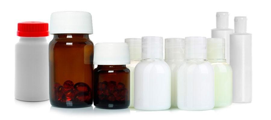 medicamentos y cremas