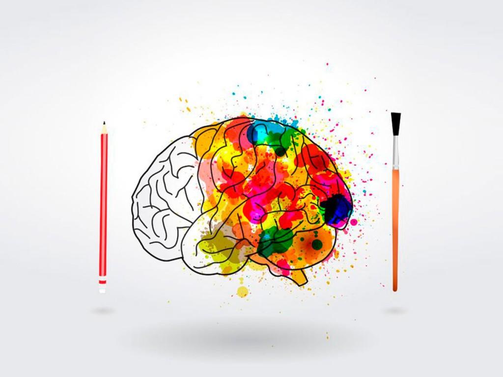Pintura cerebro